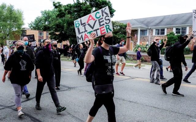 EE.UU. vive otro fin de semana de protestas por violencia policial - Foto de EFE