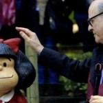 Quino, el genio inmortalizado en forma de niña que hizo pensar al mundo - Foto de Mafalda Digital