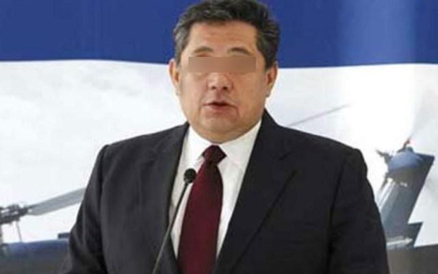 Tribunal rechaza levantar bloqueo de cuentas a Ramón Pequeño, excolaborador de García Luna - Ramón Pequeño García