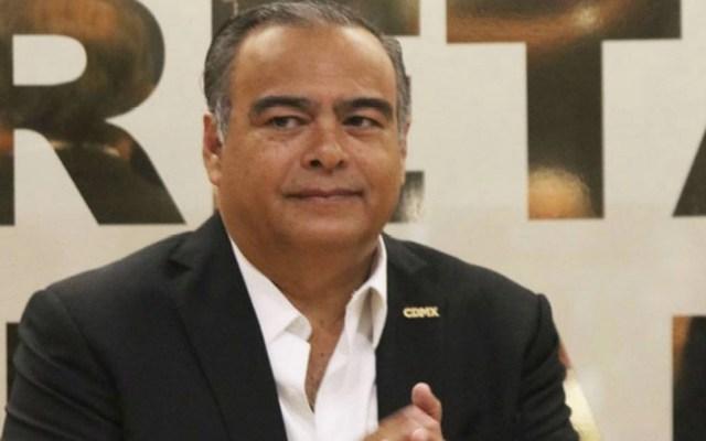 Interpol busca al exsecretario de Seguridad Pública, Raymundo Collins, en EE.UU. - Foto de El Sol de México