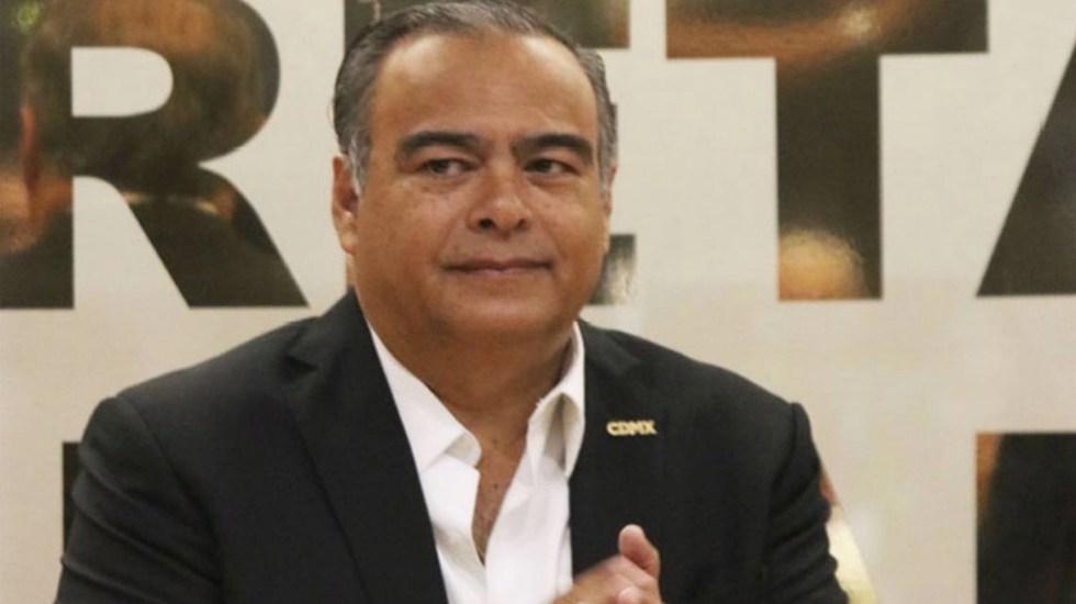 Giran orden de aprehensión contra Raymundo Collins por uso indebido de atribuciones y facultades - Foto de El Sol de México