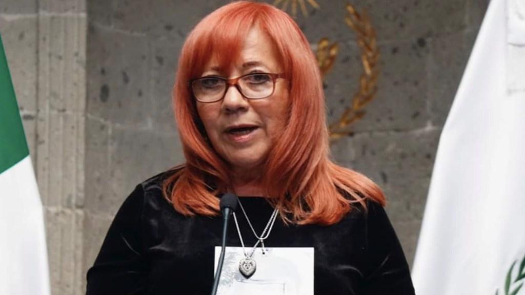 Instancia internacional revisará nombramiento de Rosario Piedra al frente de la CNDH - Foto de CNDH