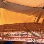 Encuentran 27 sarcófagos en Egipto; estuvieron enterrados 2 mil 500 años