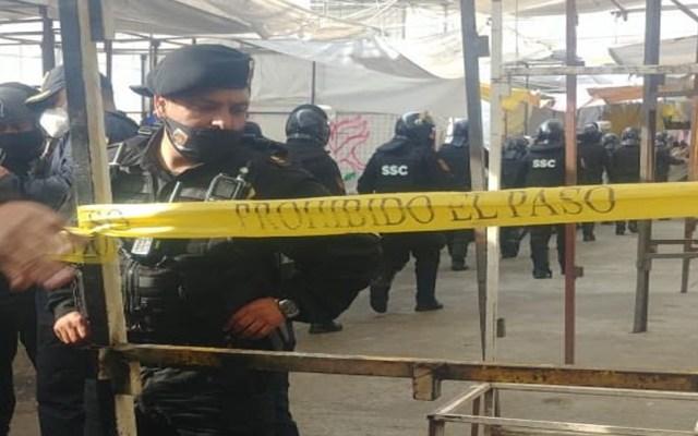 Enfrentamiento entre policías y criminales en Tepito deja un muerto y un herido - Un muerto y un herido dejó una balacera en Tepito. Foto. Especial