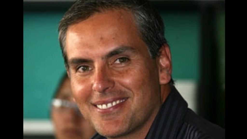 Murió Xavier Ortiz, exintegrante de Garibaldi - Xavier Ortiz. Foto Especial.