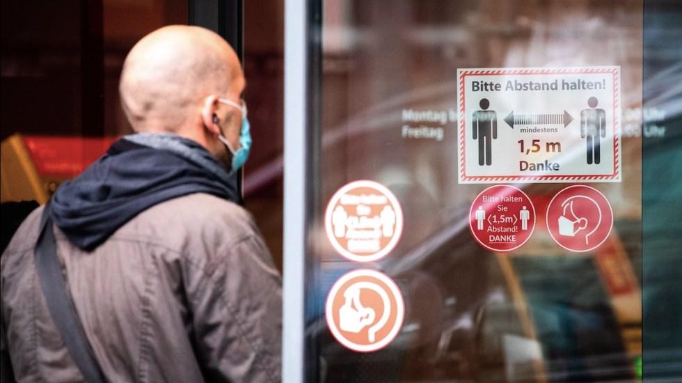 Angela Merkel pide a la población en Alemania permanecer en casa ante repunte de COVID-19 - Foto de EFE