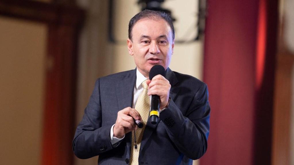 Alfonso Durazo será el candidato de Morena para la gubernatura de Sonora - Alfonso Durazo. foto de @SSPCMexico