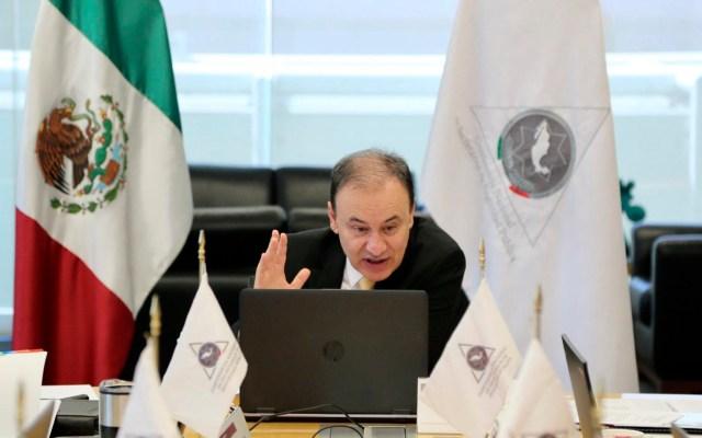 ¿Quién se quedará en la Secretaría de Seguridad federal tras la salida de Alfonso Durazo? - Foto @AlfonsoDurazo