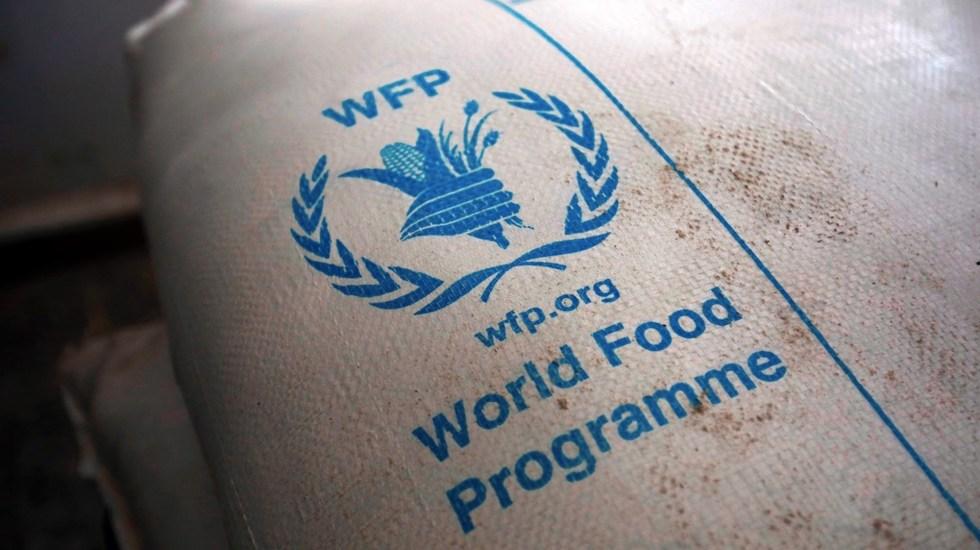 Programa Mundial de Alimentos de la ONU obtiene el premio Nobel de la Paz - Foto de EFE