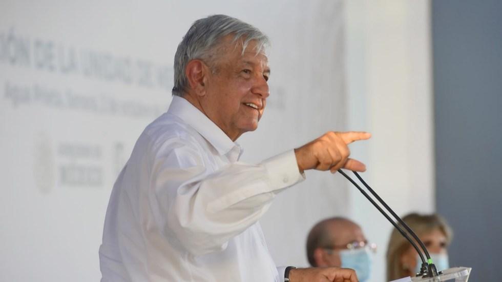 """AMLO presume recuperación del PIB en tercer trimestre; """"se está cumpliendo nuestro pronóstico"""" de recuperación, asegura - AMLO Andrés Manuel López Obrador 041020201"""