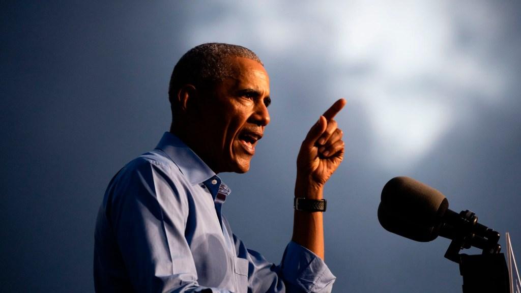 Barack Obama confiesa que le rompió la nariz a un amigo por ofenderlo con insulto racial - Foto Twitter @BarackObama