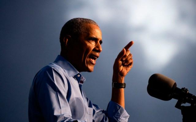 Obama reaparece para apoyar a Biden en última recta de su campaña por la Presidencia de EE.UU. - Foto Twitter @BarackObama