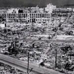 Ratifican 50 países Tratado para la Prohibición de Armas Nucleares impulsado por México en la ONU - Hospital de la Cruz Roja de Hiroshima. Foto Especial