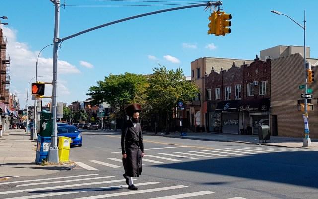 Nueva York multa en total 150 mil dólares por violaciones de normas contra COVID-19 - Foto de EFE