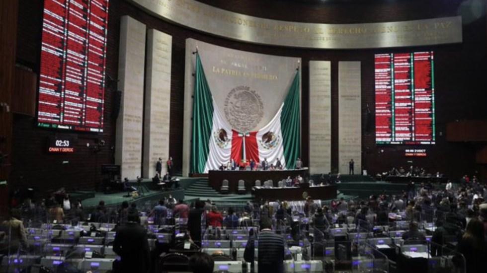 Morena presenta propuesta para obtener 33 mmdp del Fondo de Salud para el Bienestar - Foto de Cámara de Diputados