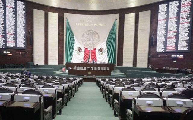 Diputados recibirán 328 mil pesos durante fin de año - Cámara de Diputados. Foto de @mx_diputados