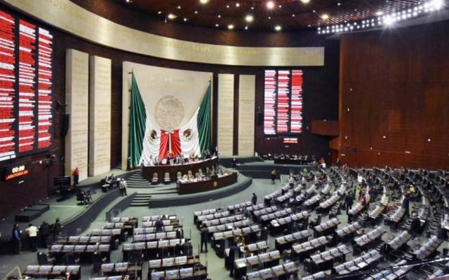 No se puede modificar ley a estas alturas: AMLO sobre intención del INE para impedir sobrerrepresentación en Congreso - Foto de Camara de Diputados
