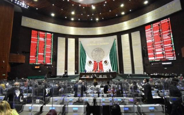 Cámara de Diputados se prepara para votar Ley de Ingresos; oposición pide analizar reformas sobre fideicomisos - El Pleno de San Lázaro. Foto de Cámara de Diputados.