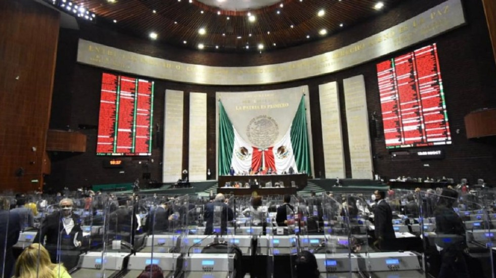Aprueban diputados desaparición de 109 fondos y fideicomisos - El Pleno de San Lázaro. Foto de Cámara de Diputados.