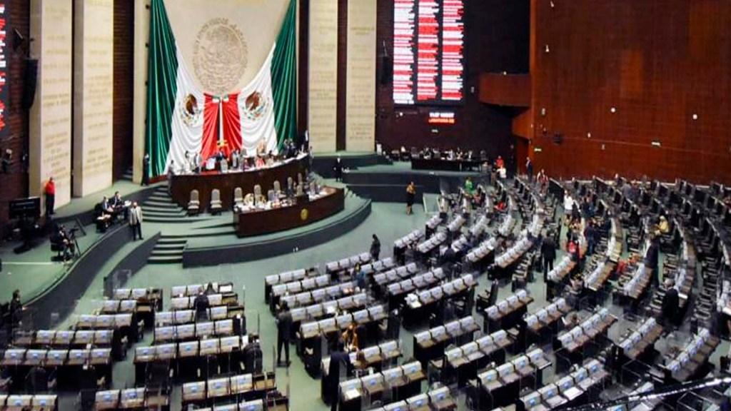 Tribunal Electoral evita fiscalización exigente del INE a diputados que buscan reelección - Foto Cámara de Diputados