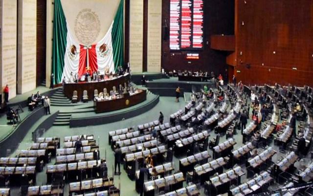 Tras casos de COVID-19, próxima sesión en San Lázaro será semipresencial - Foto Cámara de Diputados