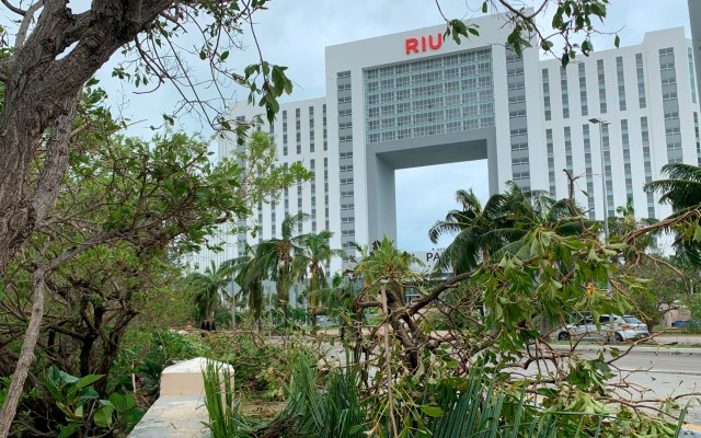 Saldo Blanco en Quintana Roo y Yucatán tras el paso de 'Delta' - Foto de EFE