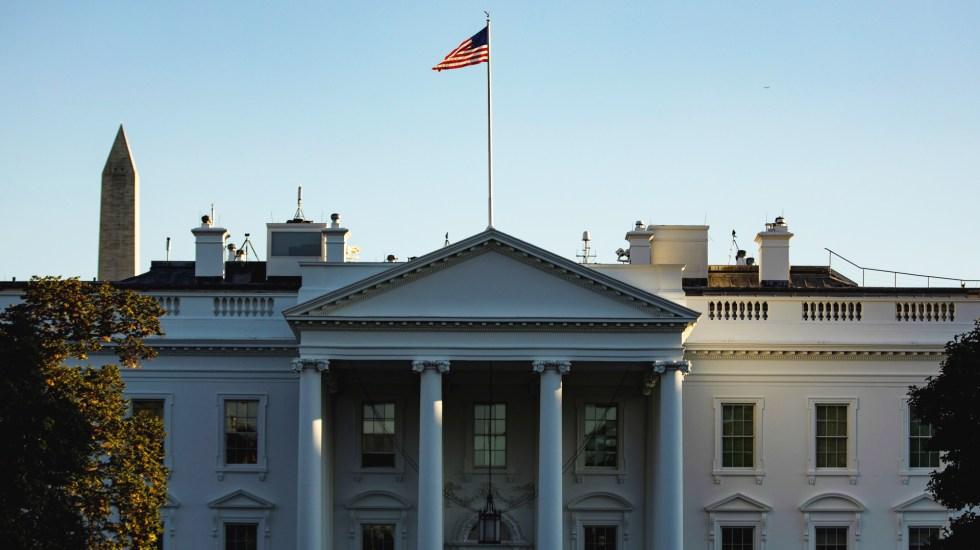 ¿Qué sabemos de la transición de poder en EE.UU.? - Casa Blanca de EE.UU. Foto de EFE