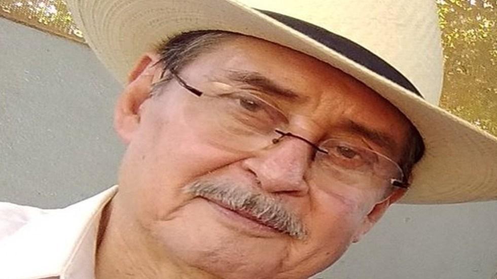 Murió César Núñez Ramos, maestro de la Normal de Ayotzinapa y fundador de Morena en Guerrero - César Núñez Ramos. Foto Twitter @VivoNoticiasMX