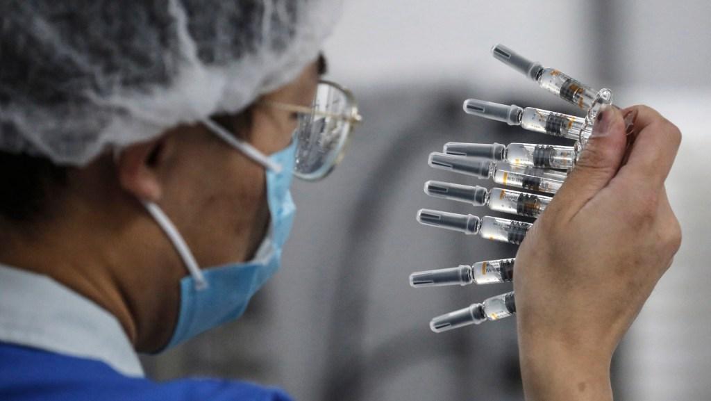 G20 destaca la importancia del acceso universal a la vacuna anti COVID-19 - Foto de EFE