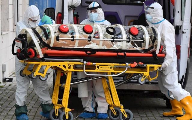 """Inmunidad tras padecer COVID-19 decae """"muy rápidamente"""", señala estudio - COVID-19 Italia hospital pandemia epidemia"""
