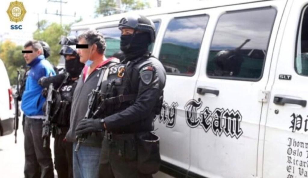 Trasladan al Reclusorio Norte a acusados de abandonar 27 bolsas con medicamentos oncológicos en Azcapotzalco. Noticias en tiempo real