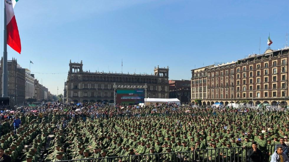 AMLO dijo no conocer a contratista de eventos señalada por obtener más de 60 millones de pesos - Foto de lopezobrador.org.mx