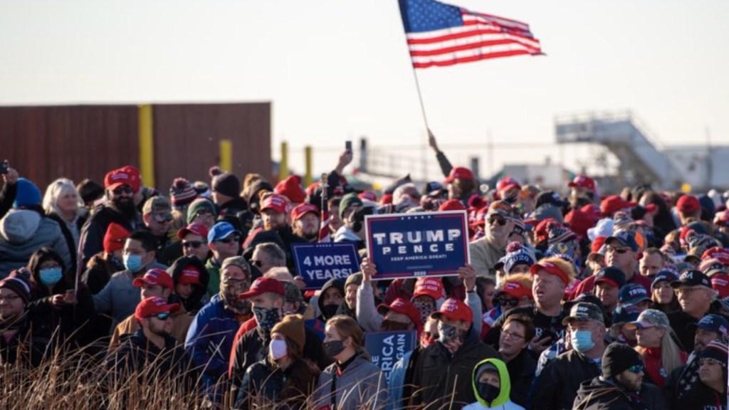 Donald Trump gana Ohio con más de 53 por ciento de preferencia; obtiene 18 votos electorales - Foto de Twitter Donald Trump