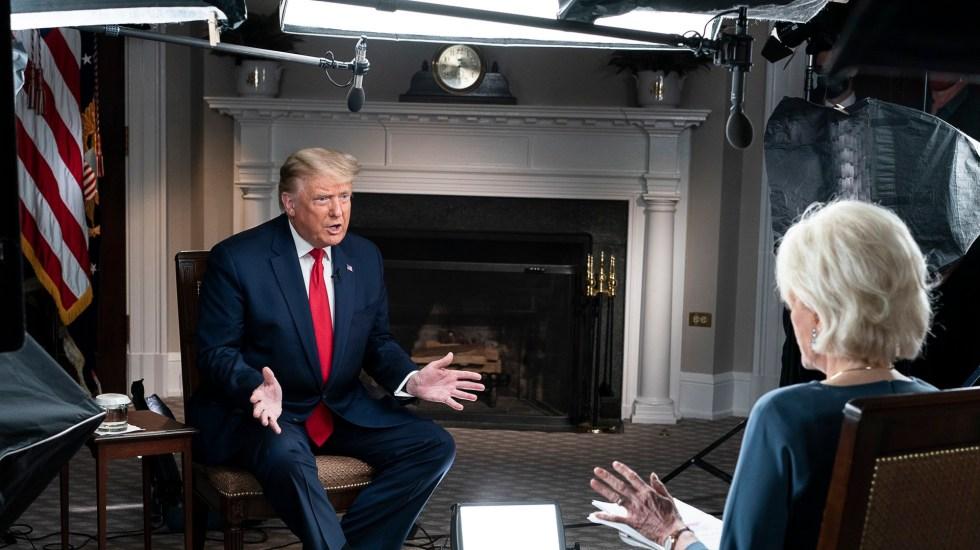 El presidente de Estados Unidos, Donald Trump, votará en Florida el próximo sábado - Foto Twitter @realDonaldTrump