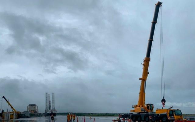 Refinería de Dos Bocas abre camino para autosuficiencia energética, sostiene Nahle ante el Senado - Foto Twitter @rocionahle