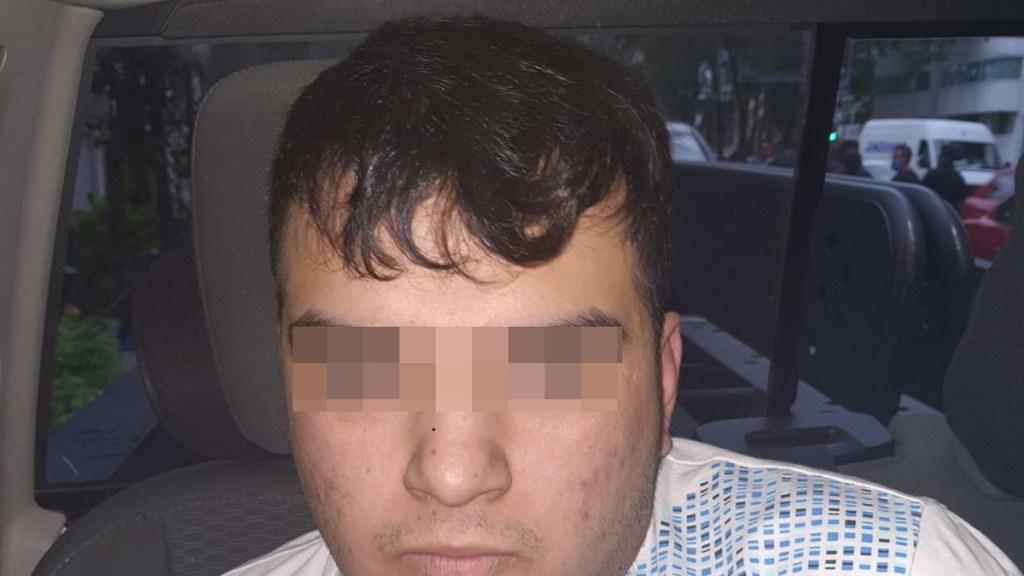 Se estanca investigación contra 'El Irving' en Ciudad de México; cumple dos meses detenido - 'El Irving', presunto líder de La Unión Tepito. Foto de @c4jimenez