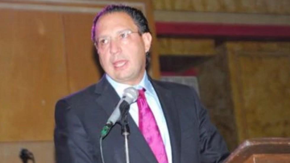 Niegan suspensión definitiva a Emilio Zebadúa; FGR sin impedimento para capturarlo - Emilio Zebadúa
