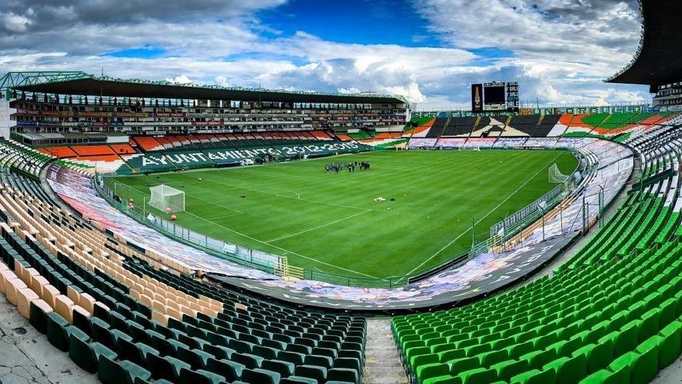 Club León confirma que orden de desalojo del Nou Camp no pudo llevarse a cabo por falta de seguridad - Foto de Club León