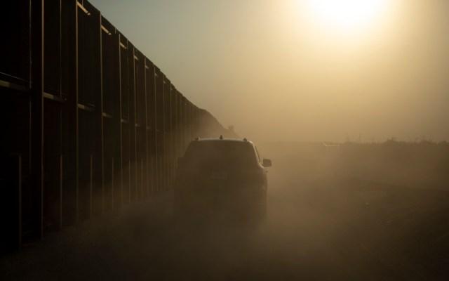 Trump planea aplicar una política migratoria más dura en un segundo mandato - Muro fronterizo en El Paso, Texas. Foto de DHS