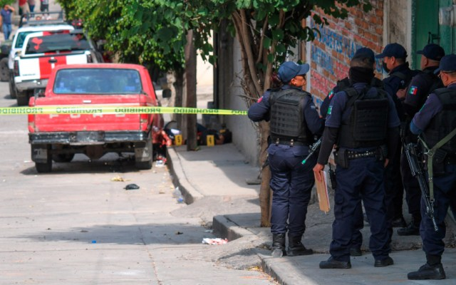 Suman 81 mil 700 homicidios dolosos en lo que va del sexenio - Homicidios dolosos en el país. Foto de EFE/Archivo