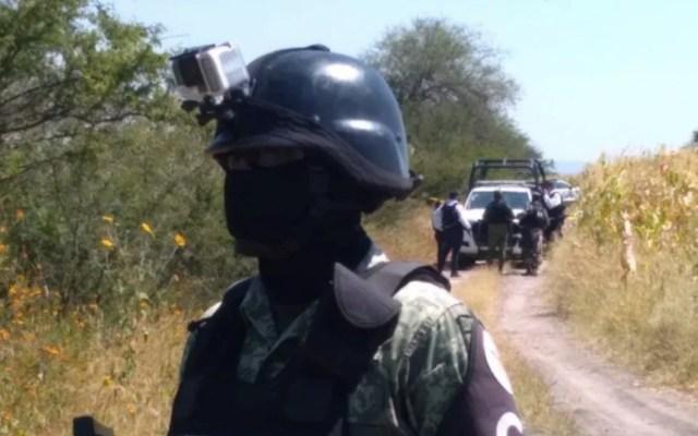 Localizan cuatro cuerpos en carretera Salamanca-León; todos fueron agredidos a disparos - Foto de AM