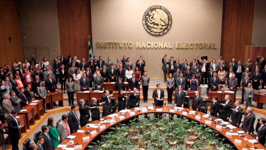 Se cumplen 30 años de la fundación del Instituto Federal Electoral, ahora INE - Foto Twitter @INEMexico