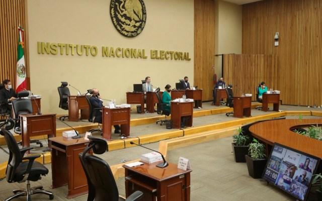 INE solicitará a Cámara de Diputados ampliar su presupuesto para Consulta Popular sobreactores políticos - Foto Twitter @INEMexico