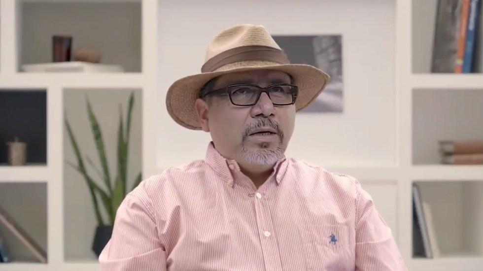 Dan 32 años de cárcel a 'El Quillo' por asesinato del periodista Javier Valdez en Sinaloa - Javier Valdez en video de Propuesta Cívica A.C. Captura de pantalla