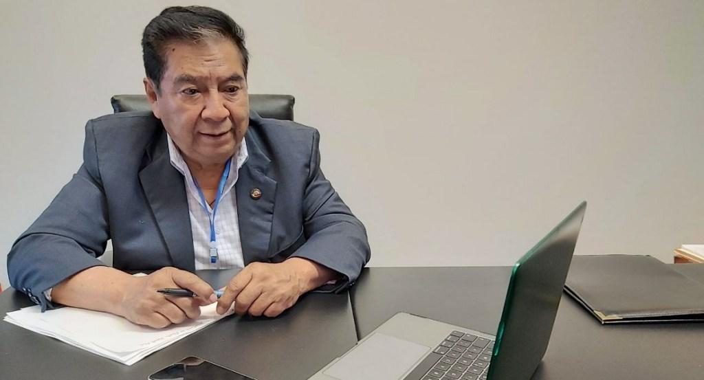 Murió el senador por Morena, Joel Ramírez. Noticias en tiempo real