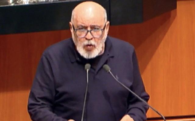 José Álvarez Lima, director de Canal Once, regresará a su escaño en el Senado tras muerte de Joel Molina, asegura Monreal - José Antonio Álvarez Lima. Foto de Senado de la República