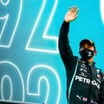 Hamilton bate récord de Schumacher en GP de Portugal; 'Checo' Pérez finaliza séptimo