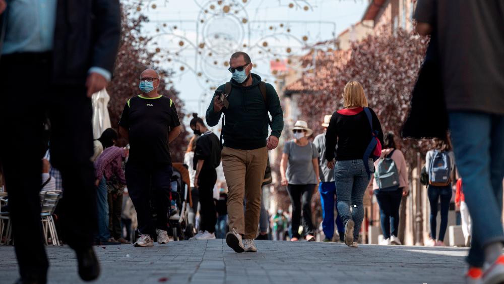 España dobla el número de muertos por COVID-19 en 24 horas. Noticias en tiempo real