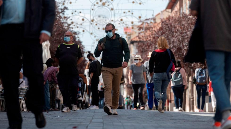 No se dan las circunstancias para cesar la alarma en Madrid, según gobierno español - Foto de EFE
