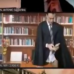 #Video Magistrado brasileño aparece sin pantalones en sesión virtual